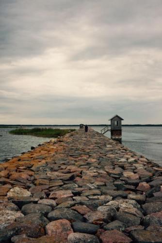 Orjaku Harbour - Hiiumaa